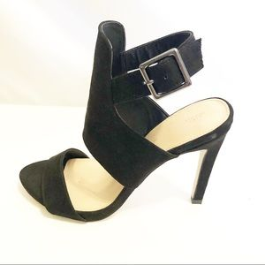 Zara Trafaluc Ankle Strap Heels NWT